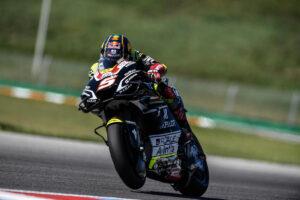 MotoGP | Gp Brno Qualifiche: Zarco, pole a sorpresa, Morbidelli terzo, Rossi chiude decimo