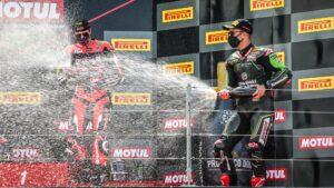Superbike | Round Teruel, Gara2: Rea aumenta il vantaggio in classifica