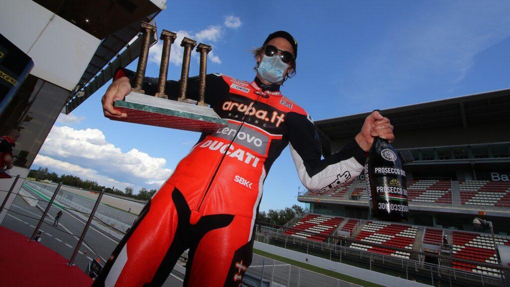 Superbike | Round Catalunya, Gara2: il commento di Chaz Davies