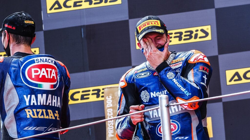 Superbike   Round Catalunya, Gara2: Garrett Gerloff nel segno di Nicky Hayden