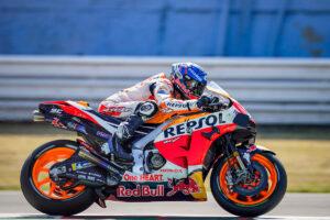 MotoGP | Gp Misano 2 Warm Up: sorpresa Alex Marquez, Rossi dodicesimo