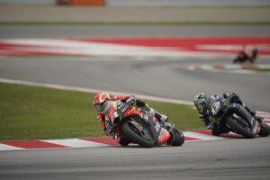 "MotoGP | Gp Barcellona Gara: Espargarò, ""Punti ok, ma abbiamo faticato"""