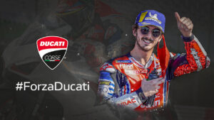 MotoGP | Ducati 2021: ufficiale, Bagnaia affianca Miller, Zarco e Martin in Pramac Racing [VIDEO]