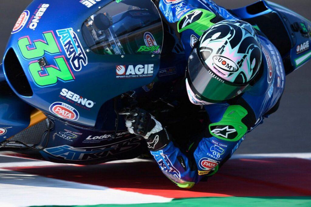 Moto2 | Gp Misano 2 FP1: Bastianini è il più veloce, Bulega è quinto