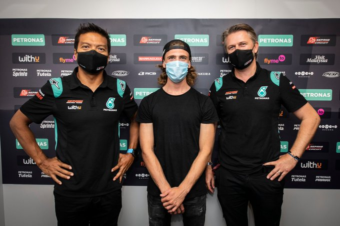 Moto3 | Darryn Binder firma con il Team Petronas