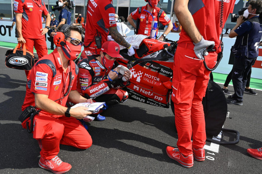 """MotoGP   Gp Barcellona: Dovizioso, """"Siamo in testa al campionato, anche se la lotta è tutta aperta"""""""