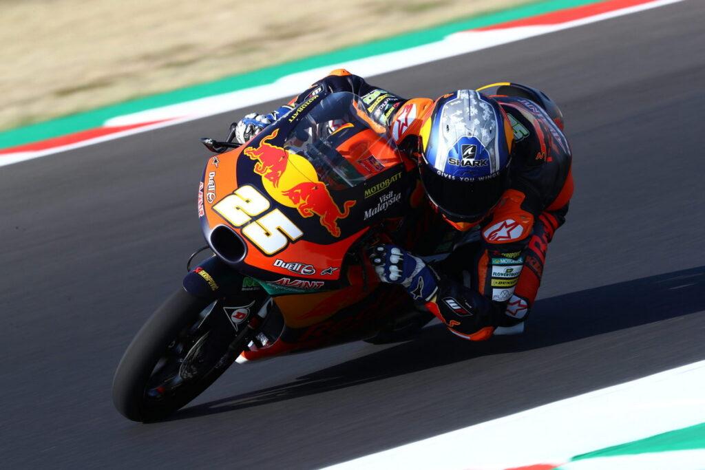 Moto3 | Gp Misano 2 FP1: Fernandez è il più veloce, Foggia è terzo