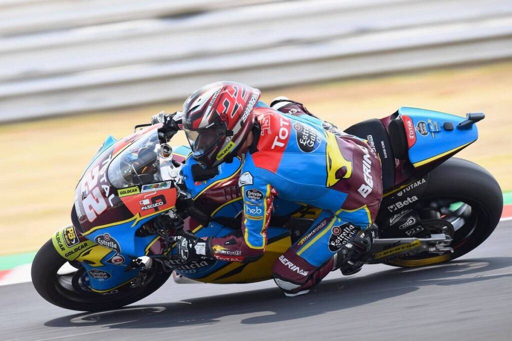 Moto2 | Gp Barcellona FP1: Lowes davanti a Marini, indietro Bastianini