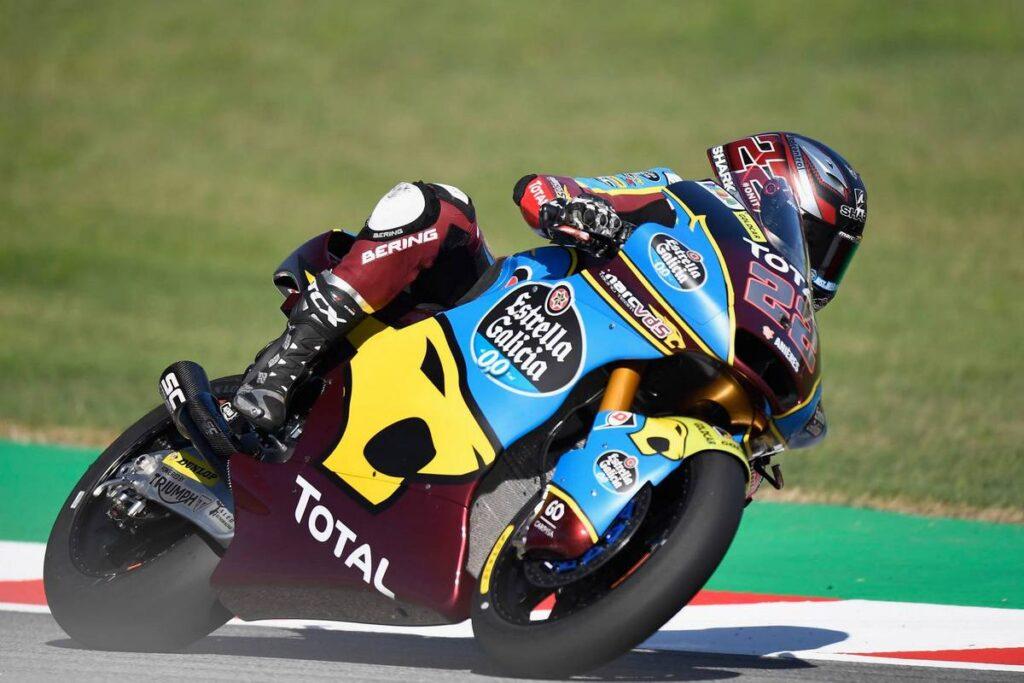 Moto2 | Gp Barcellona FP3: Lowes al comando, bene Marini e Di Giannantonio