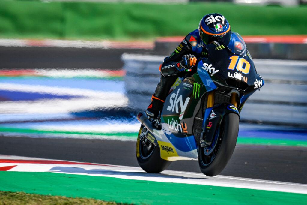 Moto2 | Gp Misano Gara: Marini batte Bezzecchi, podio tutto italiano con Bastianini