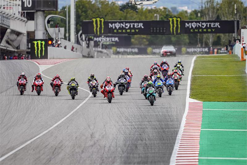 """MotoGP   Gp Barcellona Gara: Mir, """"La vittoria? Mi servivano un altro paio di giri"""""""