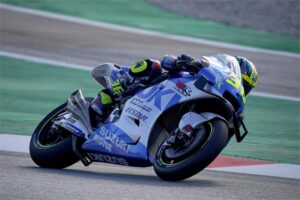 "MotoGP | Gp Barcellona Day 1: Joan Mir, ""Tanto lavoro con gomme usate"""