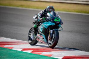 MotoGP | Gp Barcellona FP2: Morbidelli è il più veloce, Rossi nono