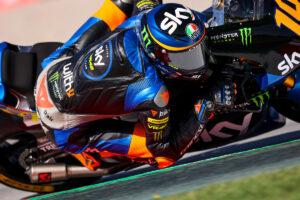 Moto2   Gp Barcellona Qualifiche: Marini imprendibile, pole con record