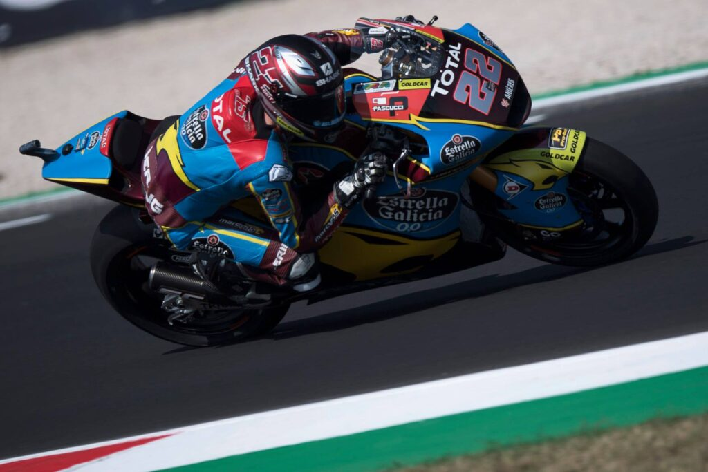 Moto2 | Gp Misano Qualifiche: Lowes in pole, ma partirà dalla pit lane