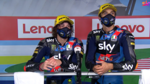 Moto2 | GP Misano Gara: doppietta per lo Sky Racing Team [VIDEO]