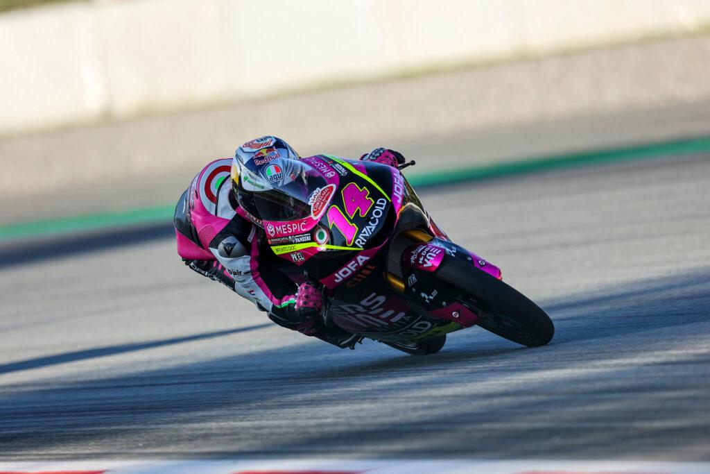 Moto3 | Gp Barcellona Qualifiche: Arbolino pole da record