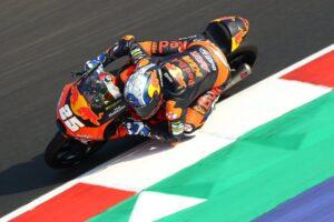 Moto3 | Gp Misano 2 Qualifiche: Fernandez in pole, Arbolino e Migno inseguono