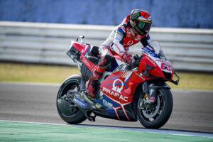 """MotoGP   Gp Barcellona Day 1: Bagnaia, """"È stata una giornata difficile"""""""