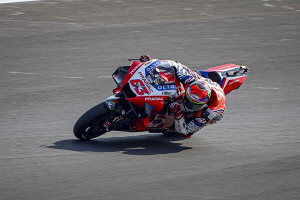 "MotoGP | Gp Misano 2 Day 1: Francesco Bagnaia, ""Mi sento molto bene e sono tranquillo""[VIDEO]"