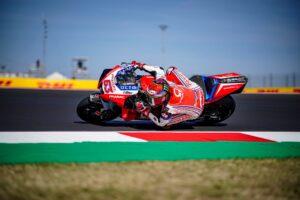 """MotoGP   Gp Misano Day 1: Francesco Bagnaia, """"Oggi era un giorno importante per capire come avrebbe reagito la mia gamba"""""""