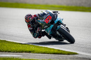 "MotoGP | Gp Misano Day 1: Fabio Quartararo, ""Siamo da podio"""