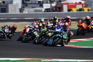 MotoGP   Gp Misano: Subito in pista per una giornata di test