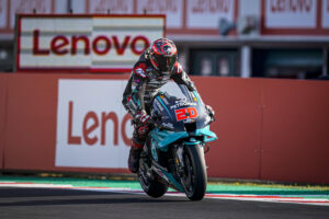 "MotoGP | Gp Misano Test: Fabio Quartararo, ""Sappiamo quali sono i nostri punti deboli"""