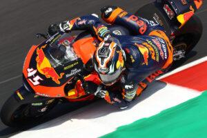 Moto2 | Gp Misano 2 Warm Up: Nagashima miglior tempo e brutta caduta