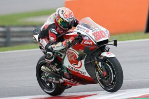 "MotoGP | Gp Barcellona Gara: Nakagami, ""Domenica difficile"""