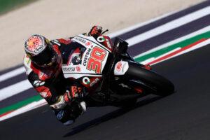 MotoGP | Gp Misano Warm Up: Nakagami riporta la Honda in vetta, Rossi quattordicesimo