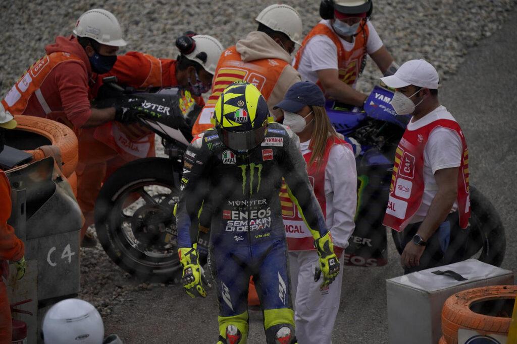MotoGP | Gp Barcellona: Successo di Quartararo, Dovizioso e Rossi out, rivivi le emozioni della gara attraverso la nostra Gallery