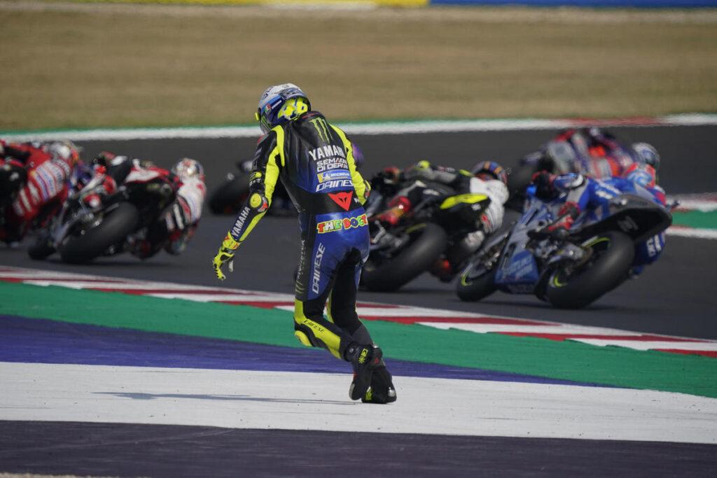MotoGP Misano: trionfa Vinales, out Rossi e Bagnaia