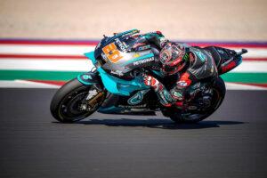 MotoGP | Gp Barcellona FP1: Quartararo precede Dovizioso, Rossi ottavo