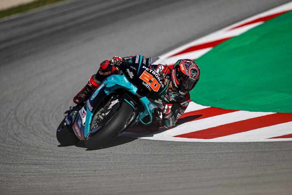 MotoGp, Morbidelli in pole e Rossi terzo