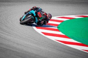MotoGP | Gp Barcellona Gara: Successo di Quartararo, Dovizioso e Rossi a terra