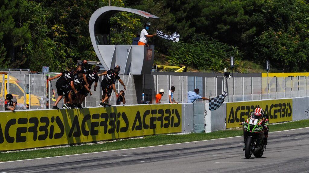 Superbike | Round Catalunya, Gara1: Jonathan Rea domina davanti alle Ducati