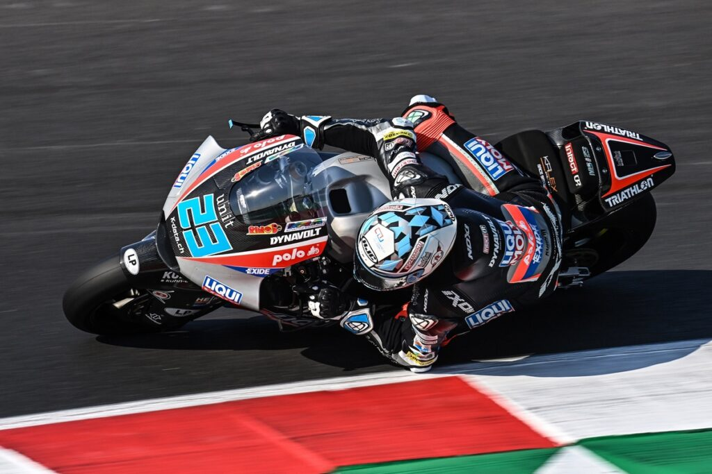 Moto2 | Gp Barcellona FP2: Schrotter al comando, segue Di Giannantonio