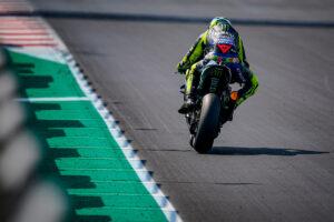 """MotoGP   Gp Misano: Valentino Rossi, """"Voglio lottare ancora per il podio"""""""