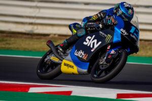 Moto3 | Gp Misano 2 FP3: Vietti in testa, Fenati è terzo
