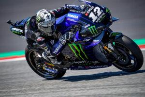 MotoGP | Gp Misano FP1: Domina Vinales, Rossi è undicesimo