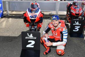 """MotoGP   Gp Le Mans Qualifiche: Miller, """"Sono contento"""""""