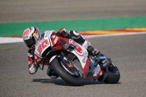 "MotoGP | Gp Aragon Gara: Nakagami, ""Felice del risultato"""