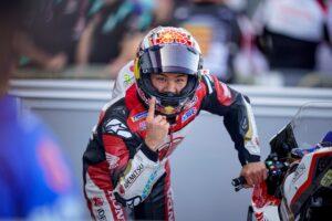 """MotoGP   Gp Aragon 2 Qualifiche: Nakagami, """"E' una sensazione incredibile"""""""