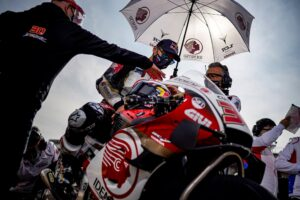 "MotoGP | Gp Aragon 2 Gara: Nakagami, ""Chiedo scusa alla squadra"""
