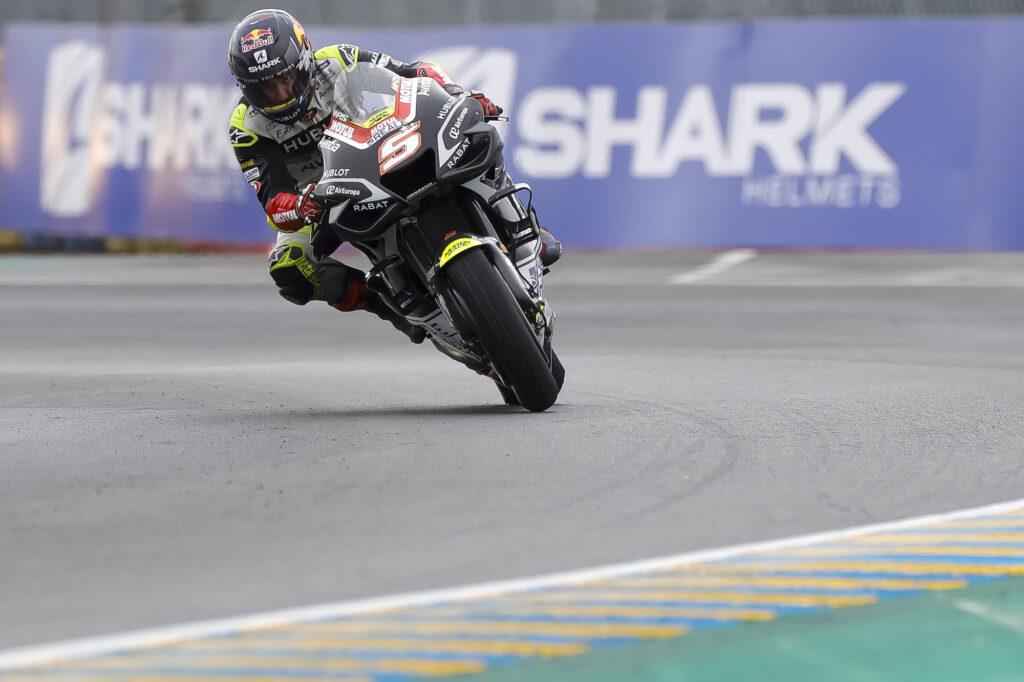 """MotoGP   Gp Le Mans Qualifica: Zarco, """"Pronto a battagliare"""""""