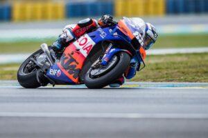"MotoGP | Gp Le Mans Gara: Oliveira, ""Punti importanti in una corsa difficile"""