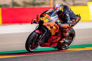 "MotoGP | Gp Aragon Gara: P.Espargarò, ""Non è andata come volevo"""