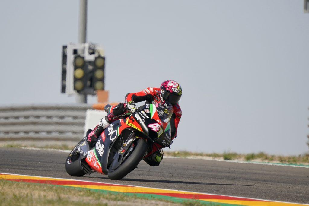 "MotoGP | Gp Aragon Qualifiche: A.Espargarò, ""Qui andiamo bene"""