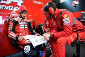 """MotoGP   Gp Aragon: Andrea Dovizioso, """"E' il momento di attaccare"""""""